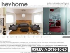 Miniaturka domeny heyhome.pl
