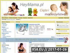 Miniaturka domeny www.heymama.pl