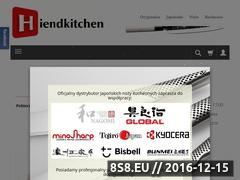Miniaturka domeny hiendkitchen.com