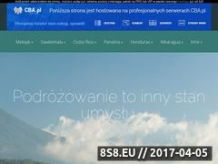 Miniaturka domeny hikingtours.cba.pl