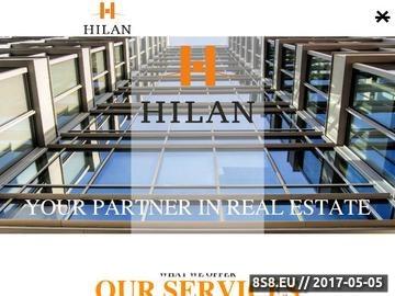 Zrzut strony Hilan Sp. z o.o.