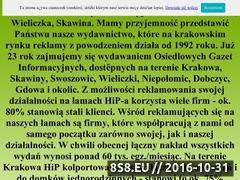 Miniaturka domeny hip.krakow.pl