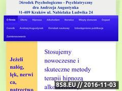 Miniaturka domeny hipnoza-krakow.pl