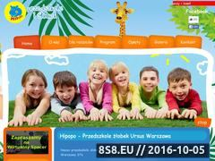 Miniaturka domeny www.hipopo.pl