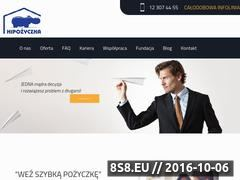 Miniaturka domeny hipozyczka.pl