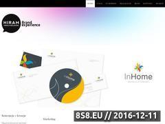 Miniaturka domeny www.hiram.pl