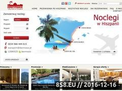 Thumbnail of Apartments in Spain Website