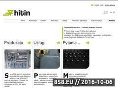 Miniaturka domeny www.hitin.pl