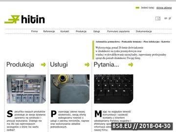 Zrzut strony Automatyka Katowice