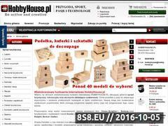 Miniaturka domeny hobbyhouse.pl
