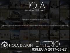 Miniaturka domeny www.hola-design.com