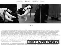 Miniaturka domeny www.holaflamenco.pl