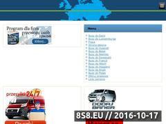 Miniaturka domeny holandia-bus.pl