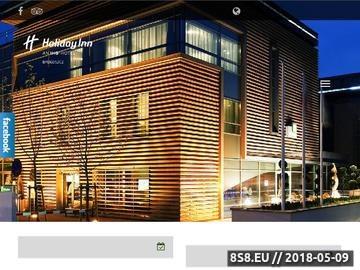Zrzut strony Holiday Inn - noclegi Bydgoszcz