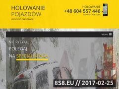 Miniaturka domeny www.holowanie.wwarszawie.pl
