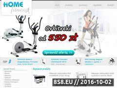 Miniaturka domeny www.home-fitness.pl