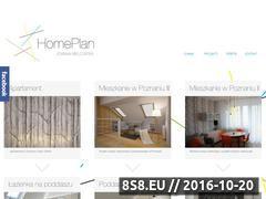 Miniaturka domeny www.homeplan.pl