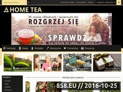 Miniaturka domeny www.hometea.redcart.pl