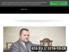 Miniaturka domeny www.honoratuslex.pl