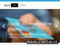 Miniaturka domeny hord.net.pl