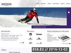 Miniaturka domeny horizonfinancial.pl