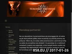 Miniaturka domeny horoskopy24.com.pl