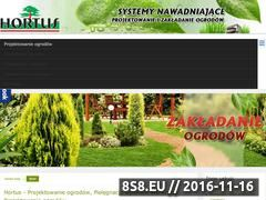 Miniaturka domeny www.hortus-ogrody.com.pl