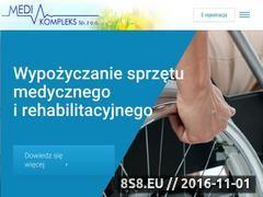Miniaturka domeny www.hospicjum-wisniowa.pl