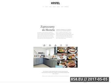 Zrzut strony Hostel Lulu i Warszawa zapraszają na tanie noclegi