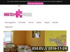 Miniaturka domeny hostelpuzzle.pl