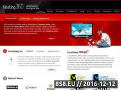 Miniaturka domeny www.hosting360.pl