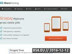 Miniaturka domeny hostshare.pl