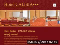 Miniaturka domeny www.hotel-calisia.pl