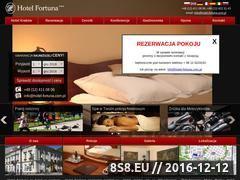 Miniaturka domeny hotel-fortuna.com.pl