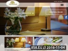 Miniaturka domeny www.hotel-lokietek.pl