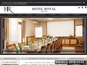 Zrzut strony Noclegi Poznań