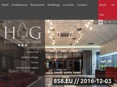 Miniaturka domeny hotel-tuszyn.eu