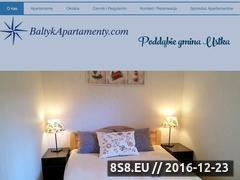 Miniaturka domeny www.hotelbaltyk.pl
