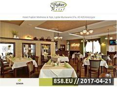 Miniaturka domeny www.hotelfajkier.pl