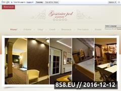 Miniaturka domeny www.hotelikus.com.pl
