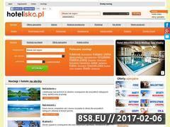Miniaturka domeny www.hotelisko.pl