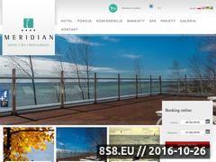 Miniaturka domeny www.hotelmeridian.pl