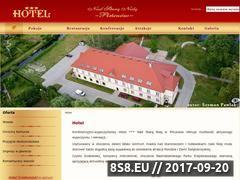 Miniaturka domeny www.hotelnadstaranida.pl
