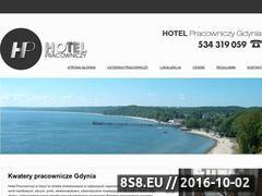 Miniaturka domeny hotelpracowniczygdynia.pl