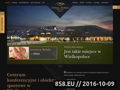 Miniaturka domeny www.hotelremes.pl