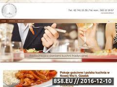 Miniaturka domeny www.hotelrsp-nowawies.pl