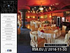 Miniaturka domeny www.hotelvictoria.pl