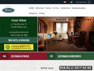 Zrzut strony Restauracje Kraków