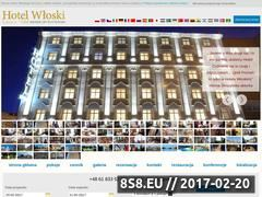 Miniaturka domeny hotelwloski.pl