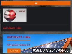 Miniaturka domeny www.hotservice.pl